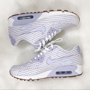 RARE Nike Seersucker Air Max 90